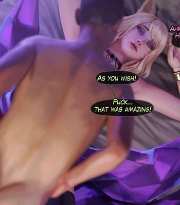 Pop Starz – Behind The Scenes 1 – Ahri comic porn sex 003