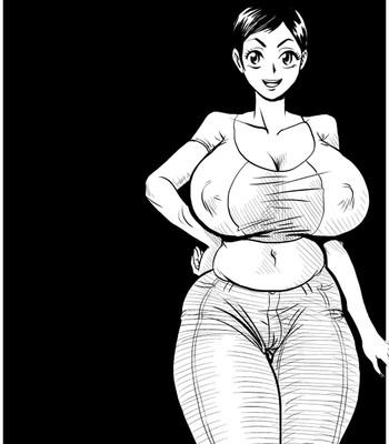 Porn Comics - Jess & Lucy, Best Sis