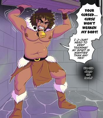 Rehabilitation Of A Hero 2 comic porn sex 002