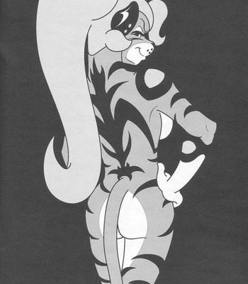 Porn Comics - Lenny Elkhound 5 – Panthera Tigris Nirvana