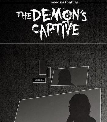 Porn Comics - The Demon's Captive 1