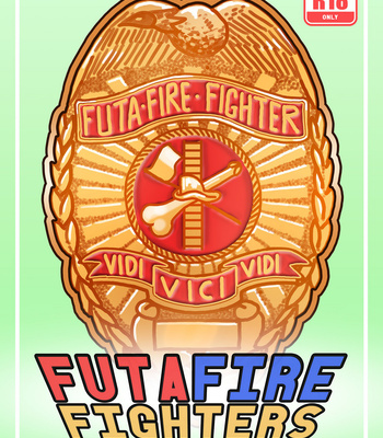 Porn Comics - Futa Firefighters 3 – Futa Inferno