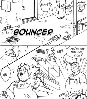 Porn Comics - Bouncer