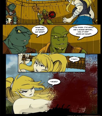 The Legend Of Jenny And Renamon 3 Sex Comic sex 018