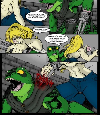 The Legend Of Jenny And Renamon 3 Sex Comic sex 043