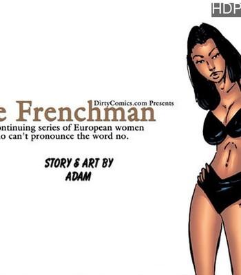 Porn Comics - The Frenchman 2