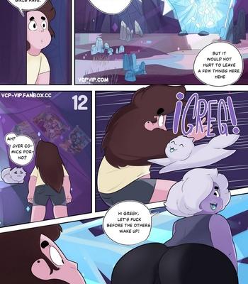 Greg Universe And The Gems Of Lust 2 – Purple Puma comic porn sex 013