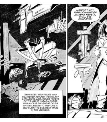 Porn Comics - Galactic Lay