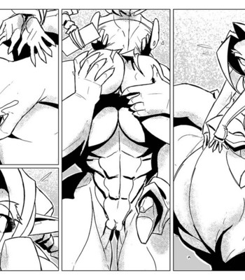 Galactic Lay comic porn sex 010