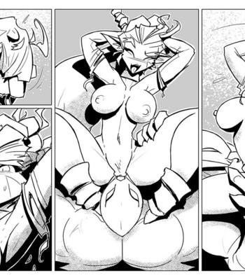 Galactic Lay comic porn sex 012