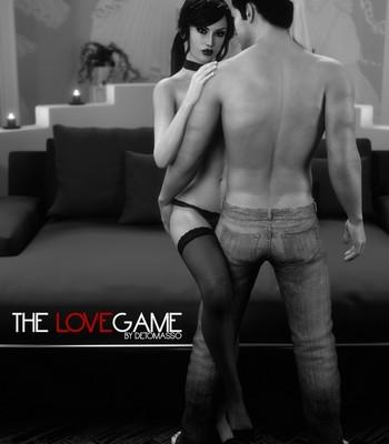 Porn Comics - The Love Game