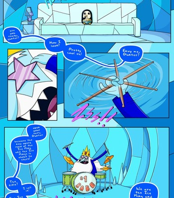 The Ice King Sexual Picture Show comic porn sex 003