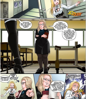 Good Bye Britain – School Of Corporal Punishment comic porn sex 005
