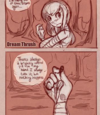 Porn Comics - Dream Thrush