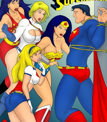 Porn Comics - Superwomen Sex Comic