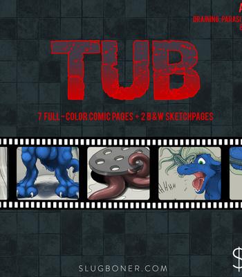 Porn Comics - Tub