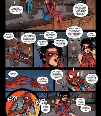 The Anarchic Spider-Fuckers comic porn sex 003