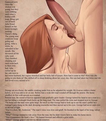 The Haunting Of Palmer Mansion 7 comic porn sex 009