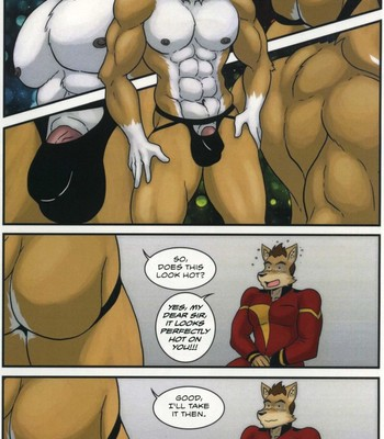 The Bellhop And His Special Guest Sex Comic sex 014
