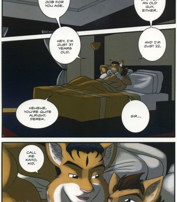 The Bellhop And His Special Guest Sex Comic sex 041