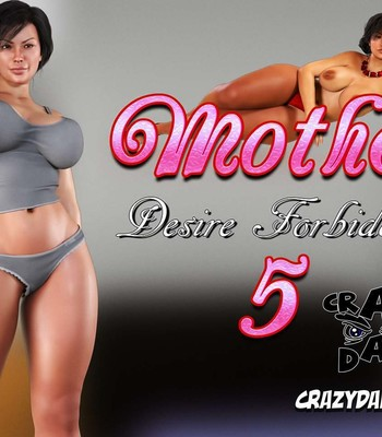 Porn Comics - Mother – Desire Forbidden 5