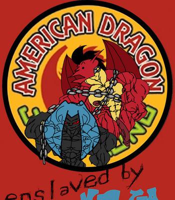 Porn Comics - American Dragon Enslaved By Nega