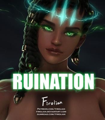 Porn Comics - Ruination