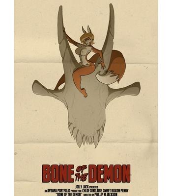 Porn Comics - Bone Of The Demon