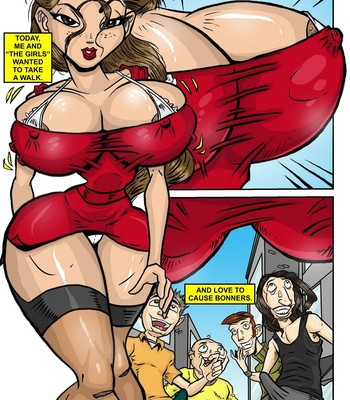 Porn Comics - Busty Tales – Me And The Girls
