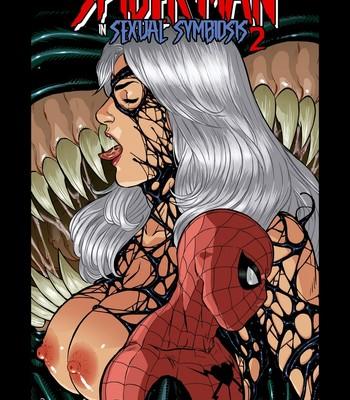 Porn Comics - Spider-Man Sexual Symbiosis 2 Sex Comic