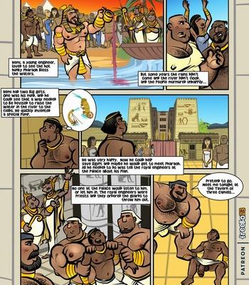 Porn Comics - Egyptians