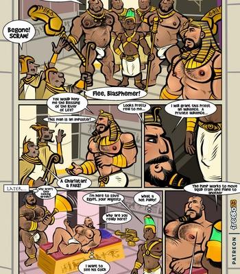 Egyptians comic porn sex 003