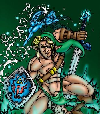 Porn Comics - The Legend Of Zelda – Cockarina Of Time 1