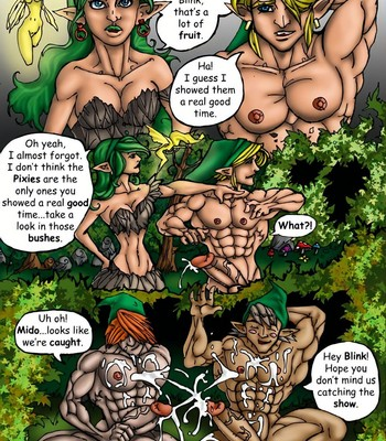 The Legend Of Zelda – Cockarina Of Time 1 comic porn sex 004