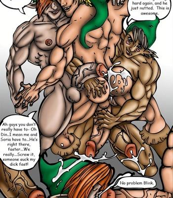 The Legend Of Zelda – Cockarina Of Time 1 comic porn sex 005