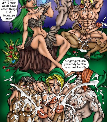 The Legend Of Zelda – Cockarina Of Time 1 comic porn sex 008