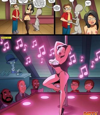 American Milf 4 comic porn sex 003