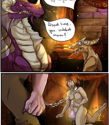 Porn Comics - Broodmother