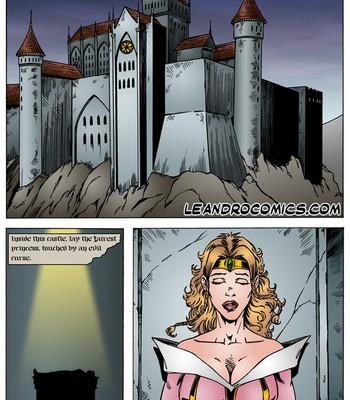 Sleeping Beauty comic porn sex 002