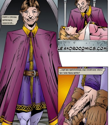 Sleeping Beauty comic porn sex 003