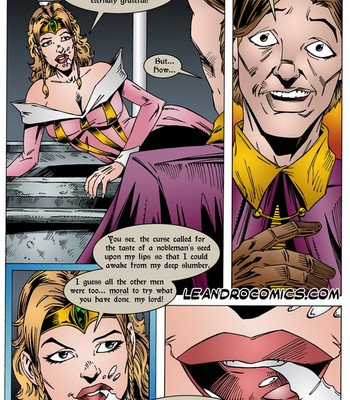 Sleeping Beauty comic porn sex 007