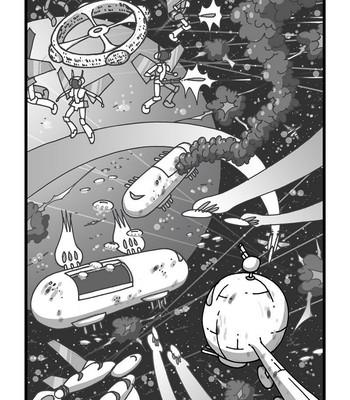Porn Comics - Space Sex Squad 12