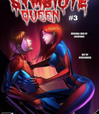 Porn Comics - Symbiote Queen 3