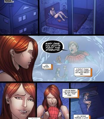 Symbiote Queen 3 comic porn sex 004