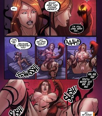 Symbiote Queen 3 comic porn sex 009