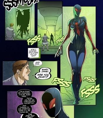 Symbiote Queen 3 comic porn sex 017