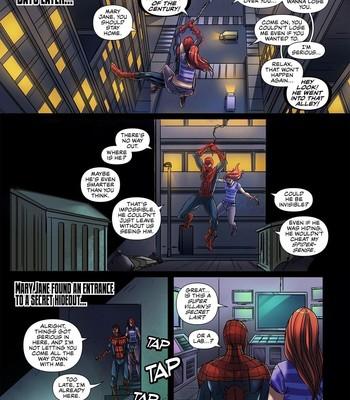 Symbiote Queen 3 comic porn sex 018