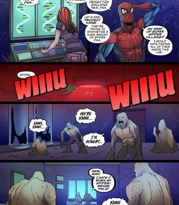 Symbiote Queen 3 comic porn sex 019