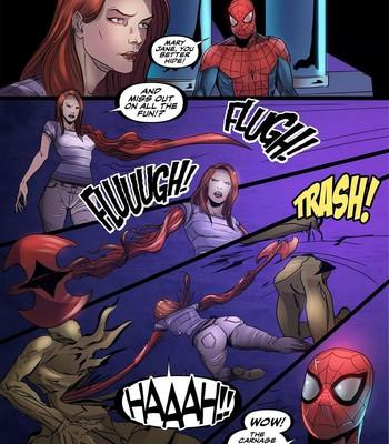 Symbiote Queen 3 comic porn sex 020