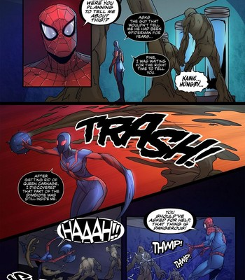 Symbiote Queen 3 comic porn sex 022
